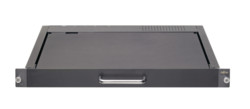 Rack Console RC25 - front closed