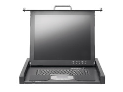 Rack Console RC25 - front open