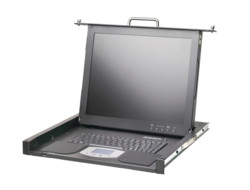 Rack Console RC25 - right open