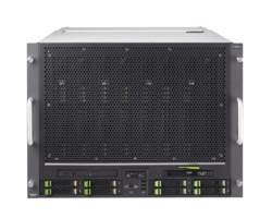 PRIMERGY Rack Server RX900 S2 front 1