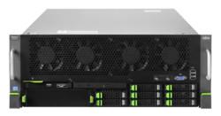 PRIMERGY Rack Server RX600 S6 front 1