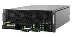 PRIMERGY Rack Server RX600 S6 side right HDD