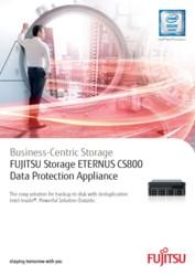 Business-centric Storage - FUJITSU Storage ETERNUS CS800 Data Protection Appliance