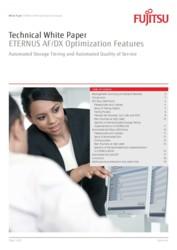 Technical White Paper ETERNUS AF/DX Optimization Features