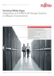 Technical White Paper Integration of ETERNUS DX Storage Systems in VMware Environments