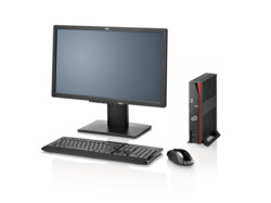 Fujitsu FUTRO S720, S920, ESPRIMO A525-L - with display and keyboard, mouse