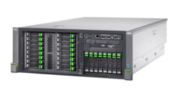 PRIMERGY TX2540 M1 Rack SFF Side Right