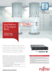 Data Platform for the Digital World - FUJITSU Storage ETERNUS CS200c