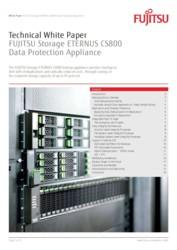 Technical White Paper FUJITSU Storage ETERNUS CS800