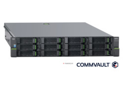 ETERNUS CS200c Powered by Commvault, without reflection