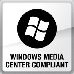 WINDOWS MEDIA CENTER COMPLIANT