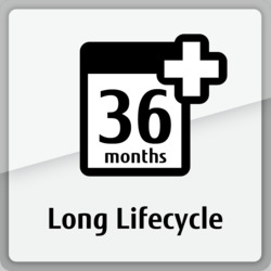 Fujitsu Workstation - Logo: Long Lifecycle (minimum 36 months)