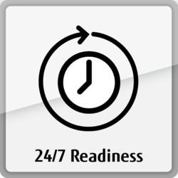 FUJITSU Workstation CELSIUS - 24/7 Readiness