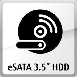 eSATA 3.5-inch HDD
