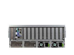FUJITSU Server PRIMERGY RX4770 M3 Rear View Flat