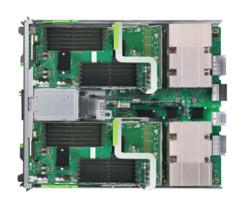 FUJITSU Server PRIMEQUEST 2800E3 Systemboard open