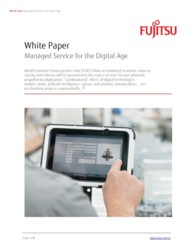 Managed Service for the Digital Age White Paper
