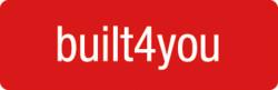 built4you Logo