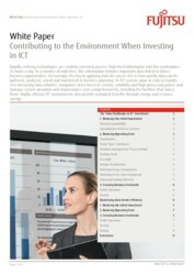 Contributing to the Environment When Investing in ICT