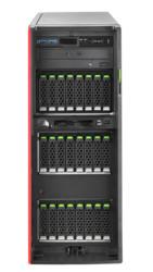 FUJITSU Server PRIMERGY TX1330 M3 front 3D open