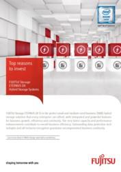 Storage unchained – FUJITSU Storage ETERNUS DX S4 Hybrid Storage Systems
