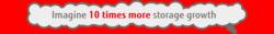 Fujitsu ETERNUS DX S4 - animated banner, landscape, 728x90