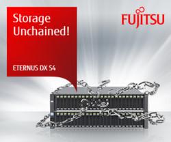 Fujitsu ETERNUS DX S4 - banner, 300x250