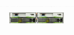 Fujitsu ETERNUS DX S4 - expansion shelf - rear view