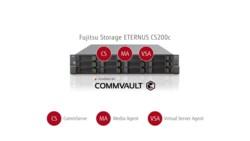 Video - VM Backup with ETERNUS CS200c Powered by Commvault