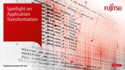 Spotlight on Application Transformation