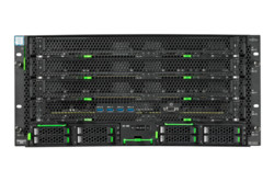 FUJITSU Server PRIMEQUEST 3800B front flat