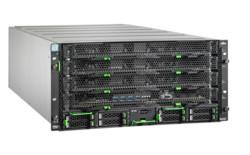 FUJITSU Server PRIMEQUEST 3800B left side