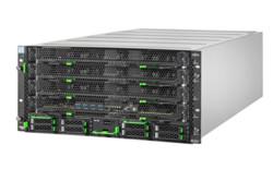 FUJITSU Server PRIMEQUEST 3800B right side