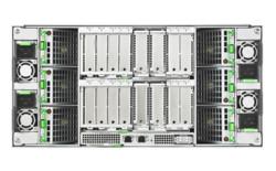 FUJITSU Server PRIMEQUEST 3800B rear flat