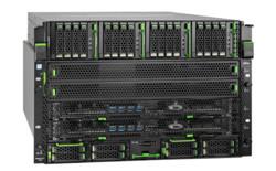 FUJITSU Server PRIMEQUEST 3400E left side small angle
