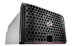 FUJITSU Server PRIMEQUEST 3800E bezel left side wide angle
