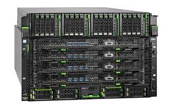 FUJITSU Server PRIMEQUEST 3800E left side small  angle