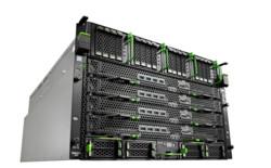 FUJITSU Server PRIMEQUEST 3800E left side wide angle