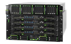 FUJITSU Server PRIMEQUEST 3800E right side small angle