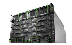 FUJITSU Server PRIMEQUEST 3800E right side wide angle