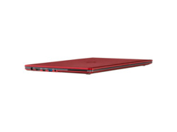 LIFEBOOK U938 red edition - left side interfaces
