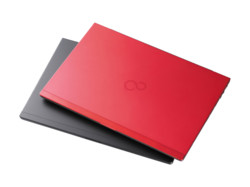 LIFEBOOK U938 red edition - red and black