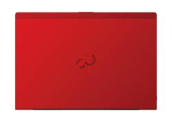 LIFEBOOK U938 red edition - front view