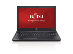 LIFEBOOK A357 front branded