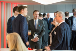 Event Impressions 4/18, Munich Opening of Transformation Center