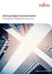 Driving digital transformation − Enterprise Platform Services