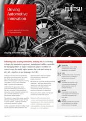 Driving Automotive Innovation