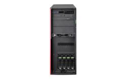 FUJITSU Server PRIMERGY TX1330 M4 front 3D open