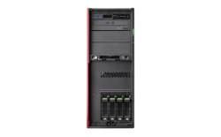 FUJITSU Server PRIMERGY TX1330 M4 front flat open