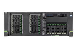 FUJITSU Server PRIMERGY TX1330 M4 rack front flat